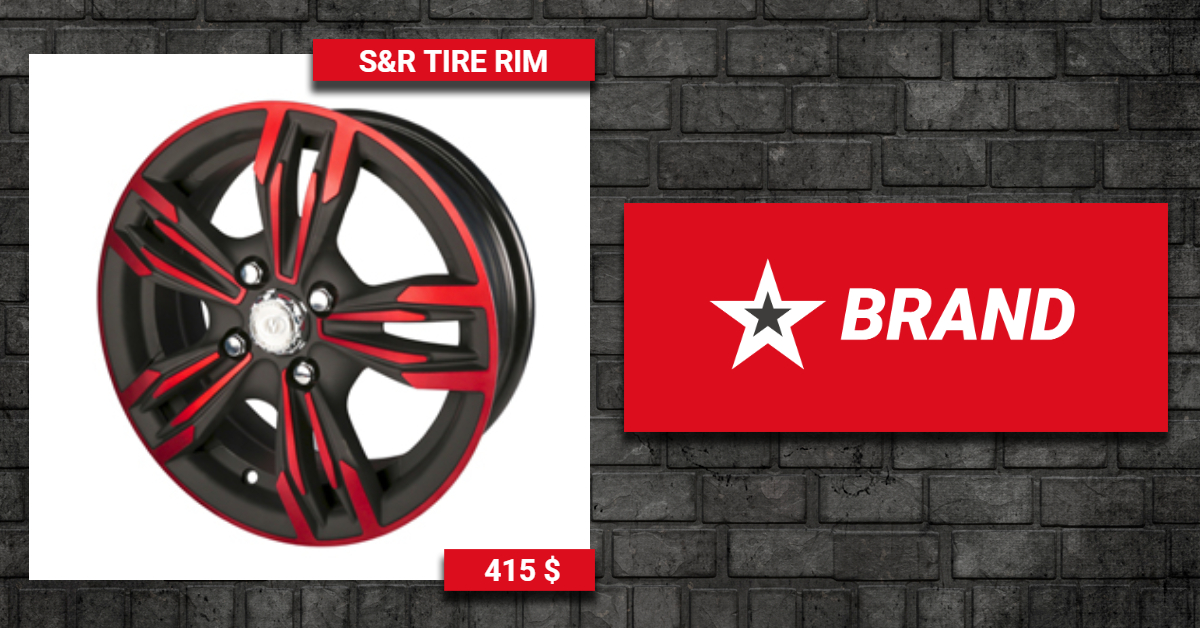 Alloy Wheel Banner Template